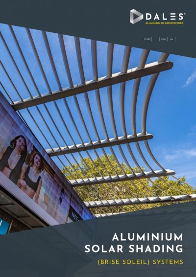 Dales Solar Shading Brochure